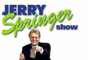 the jerry springer show essay